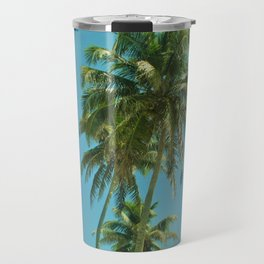 Many Palm Trees Travel Mug