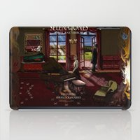 selena iPad Cases featuring Selena Jones & Sherlock Holmes: Trial and Error by J.A.'s Arts