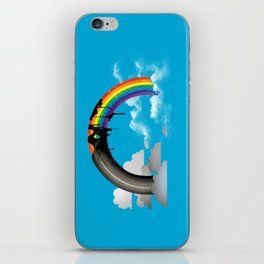 Meltbow iPhone Skin