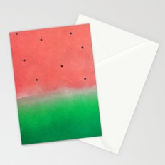 Watermelon Washout #society6 Stationery Cards