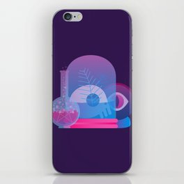 Acts of Witchery iPhone Skin