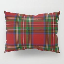 Royal Stewart Tartan Clan Pillow Sham