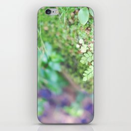 Life in the Undergrowth 02 iPhone Skin