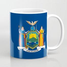 New York State Flag Coffee Mug