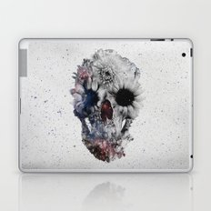 Floral Skull 2 Laptop & iPad Skin