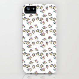 a flock of seagulls iPhone Case