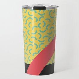 Memphis Style N°4 Travel Mug