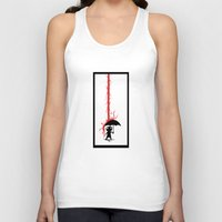 umbrella Tank Tops featuring Umbrella by Studio Manata