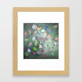 Tackle Box Framed Art Print