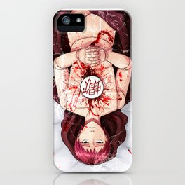Sasori of the Red Sand iPhone Case