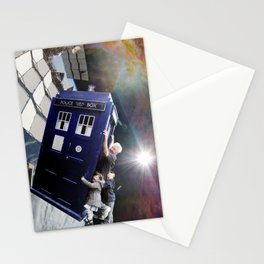 Family Day Out Stationery Cards