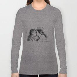 Blushing Bloom Long Sleeve T-shirt