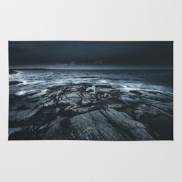 Courted by sirens Rug
