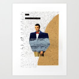 Well, How Did I Get Here? Art Print