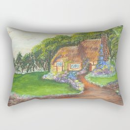 The Cottage Rectangular Pillow