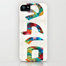 Shalom 20 - Jewish Hebrew Peace Letters iPhone Case