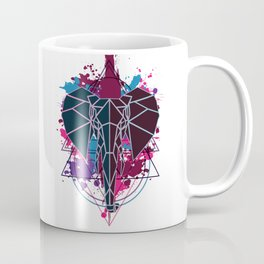 Elephant - Harmony Coffee Mug