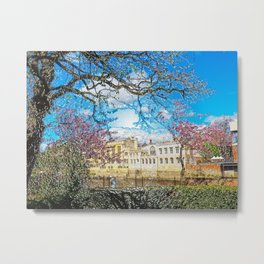 York City Guildhall river Ouse Metal Print