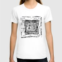 frame T-shirts featuring Life Frame by ArteGo