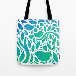 Ocean Garden Tote Bag