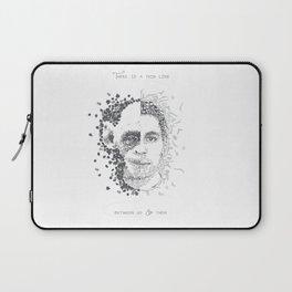 Thin line Laptop Sleeve
