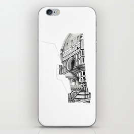 Cattedrale di Santa Maria del Fiore - Firenze iPhone Skin