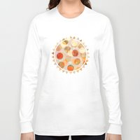 inception Long Sleeve T-shirts featuring GOLDEN DAYS OF SUMMER by Daisy Beatrice