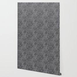 FLOR-ISH Wallpaper