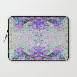 Crystal Dimension Codes Laptop Sleeve