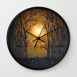 Old South Ave/Gloom & Doom Wall Clock
