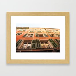 Nice France 5972 Framed Art Print