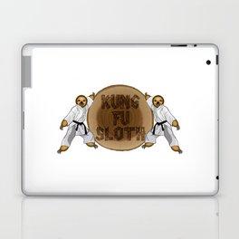 Kung Fu Sloth! Laptop & iPad Skin