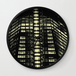 Manhattan Skyline Series 007 Wall Clock