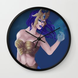 Victorious Casseiopia Wall Clock