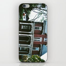 Mansion oh mansion iPhone Skin