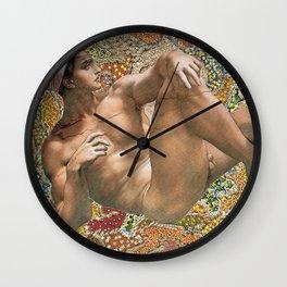 Michelangelo  Wall Clock