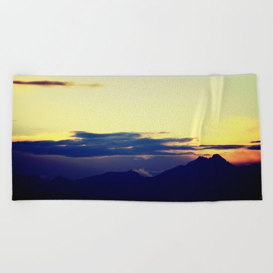 Summer Daze Beach Towel