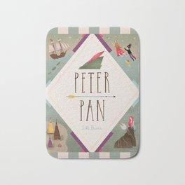 Peter Pan Bath Mat