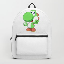 Super Smash Bros Yoshi Backpack