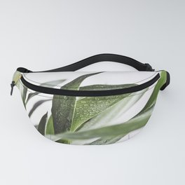 Minimal Yucca Leaves Fanny Pack