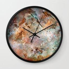 Acrylic Carina Nebula Wall Clock