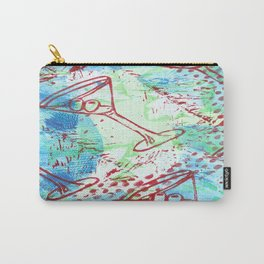 last call  Carry-All Pouch