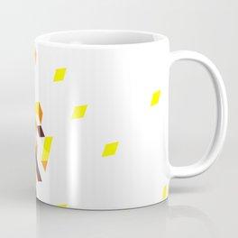 La colline mélancolique blanche Coffee Mug