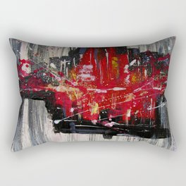 the wind of change Rectangular Pillow