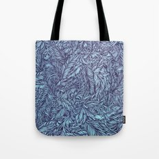 Feather story Tote Bag