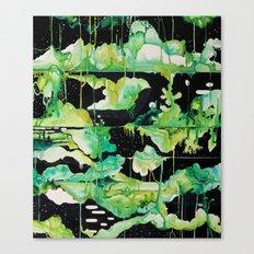 Void Gardens Canvas Print