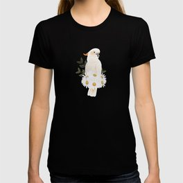 Citron Crested Cockatoo T-shirt