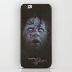 Exorcist iPhone & iPod Skin