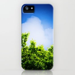 Storm Clouds Looming iPhone Case