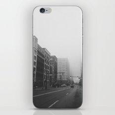 Woodward & John R...& Clifford - Detroit, MI iPhone & iPod Skin